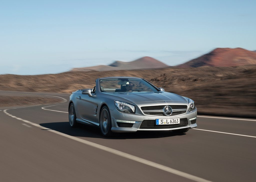 2013 Mercedes Benz SL63 AMG (View 3 of 15)