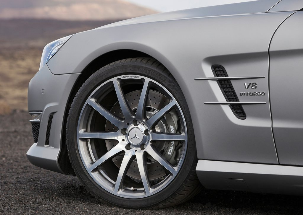 2013 Mercedes Benz SL63 AMG Wheels (Photo 15 of 15)