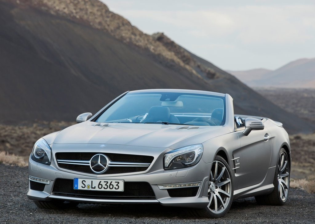 2013 Mercedes Benz SL63 AMG (Photo 4 of 15)