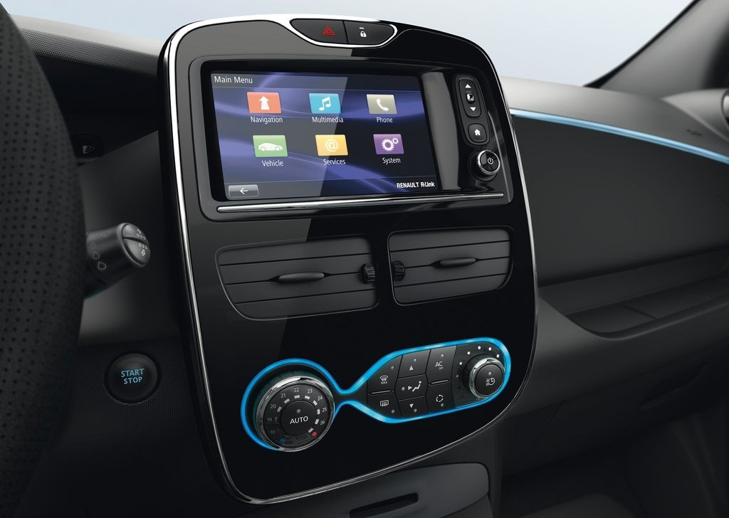 2013 Renault ZOE Dashboard (View 3 of 21)