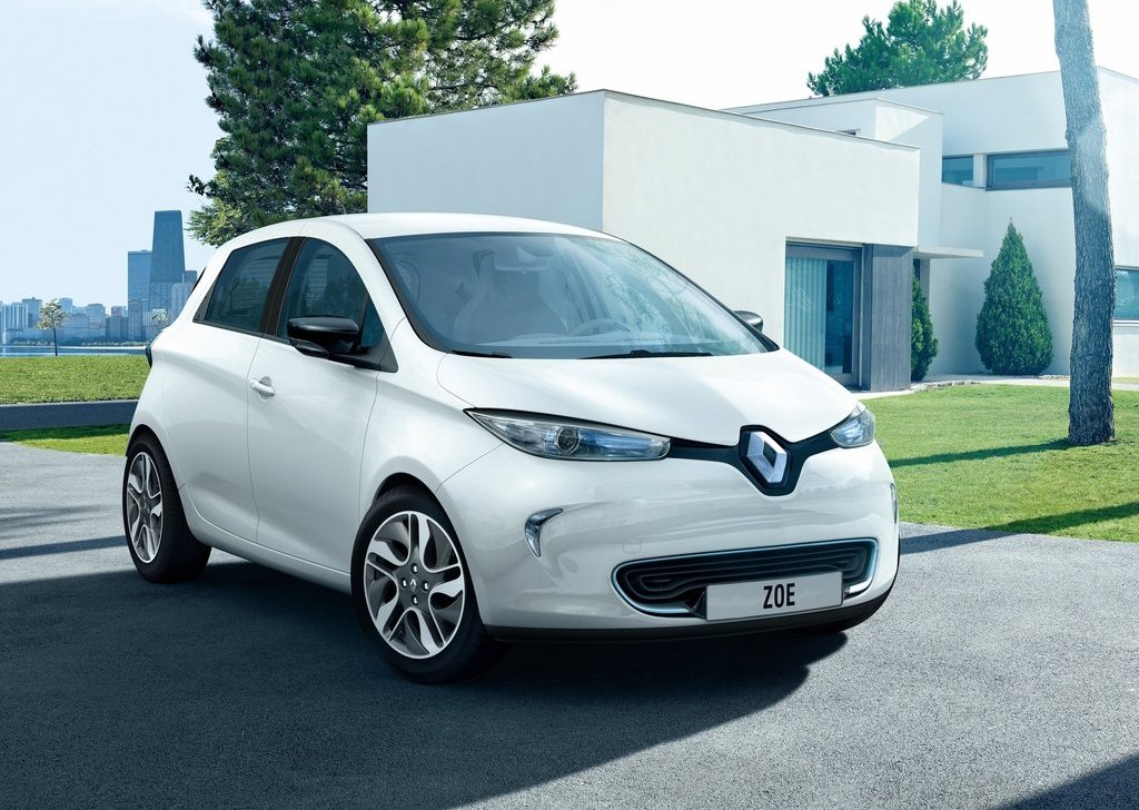 Featured Image of 2013 Renault ZOE At Geneva Motor Show
