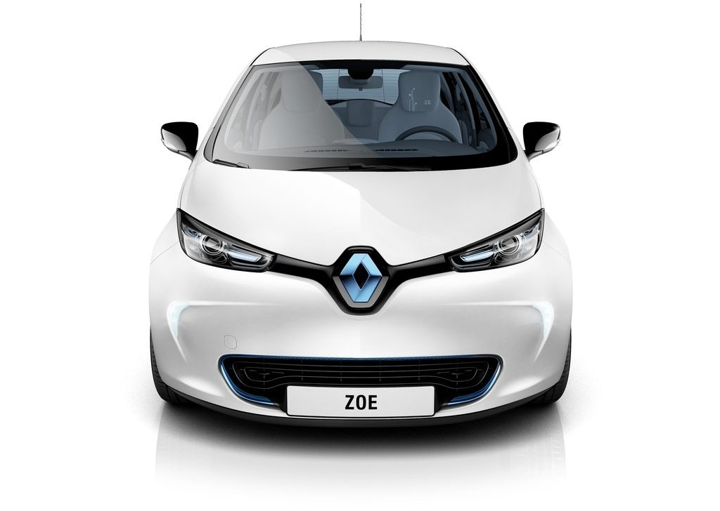 2013 Renault ZOE Front (View 8 of 21)