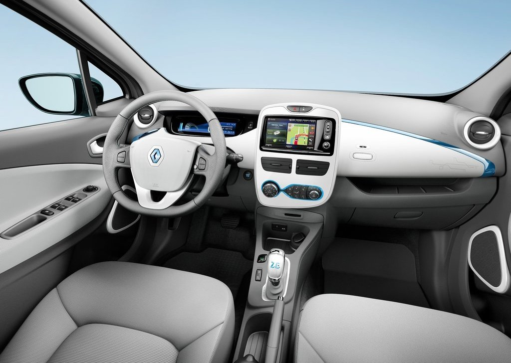 2013 Renault ZOE Interior (View 13 of 21)
