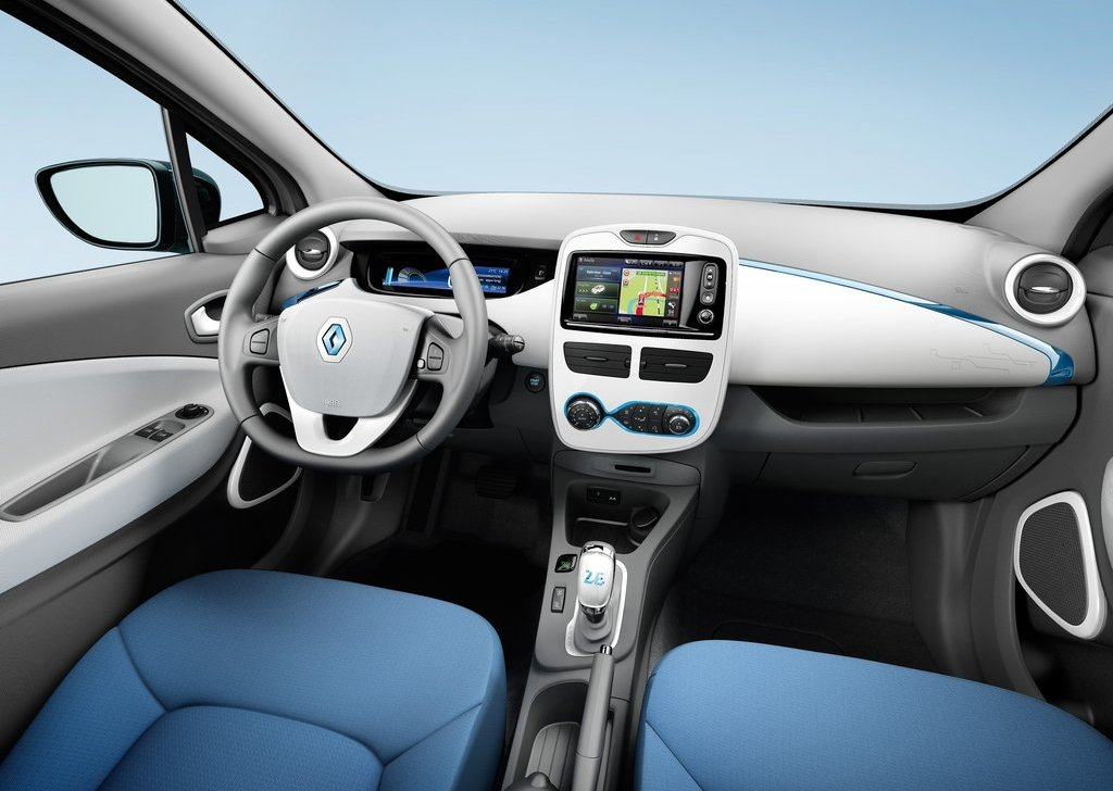 2013 Renault ZOE Interior (View 14 of 21)