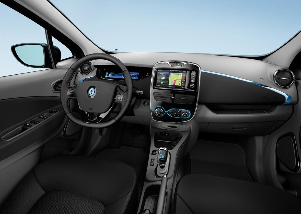 2013 Renault ZOE Interior (View 15 of 21)