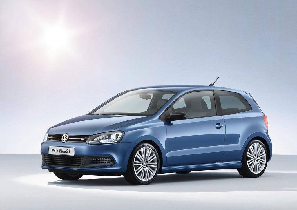2013 Volkswagen Polo BlueGT (Photo 1 of 8)
