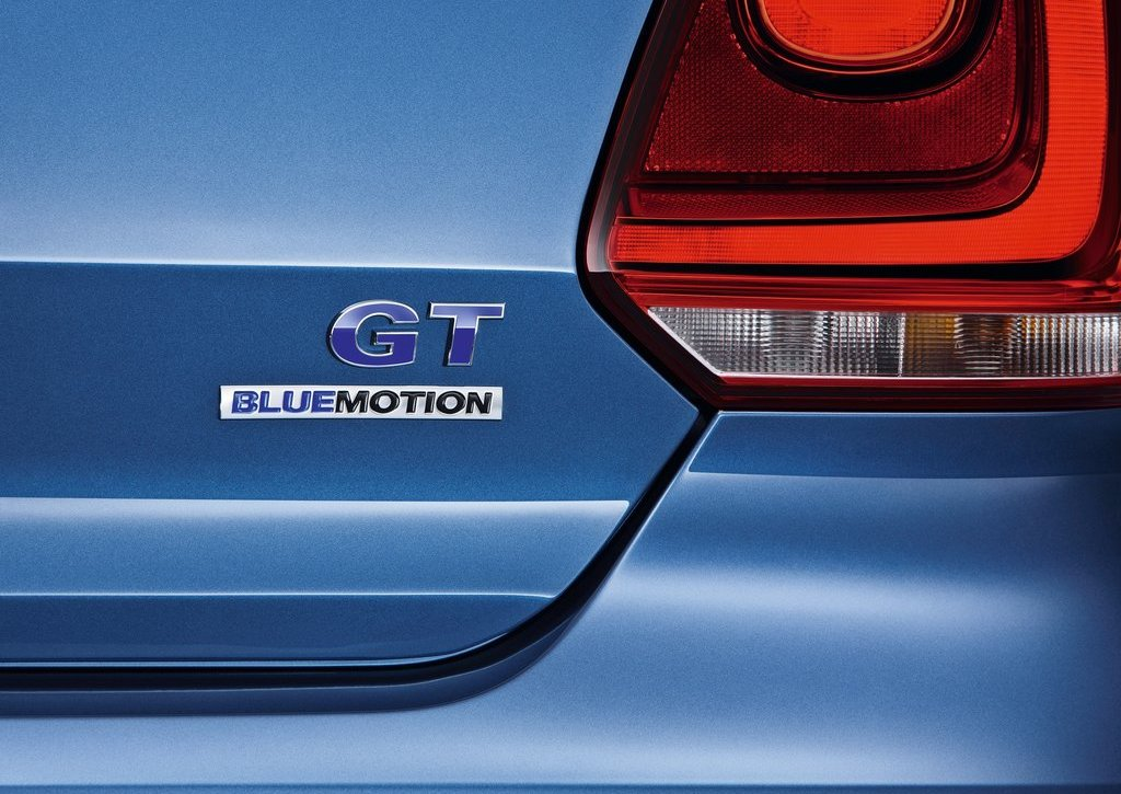 2013 Volkswagen Polo BlueGT Emblem (Photo 3 of 8)