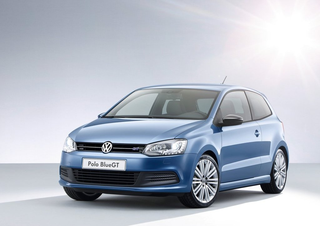 Featured Image of 2013 Volkswagen Polo BlueGT At Geneva