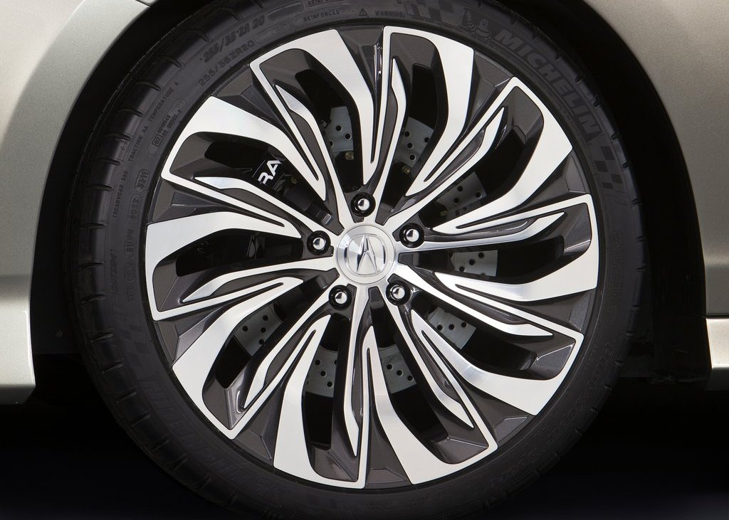 2012 Acura RLX Wheels (Photo 6 of 6)