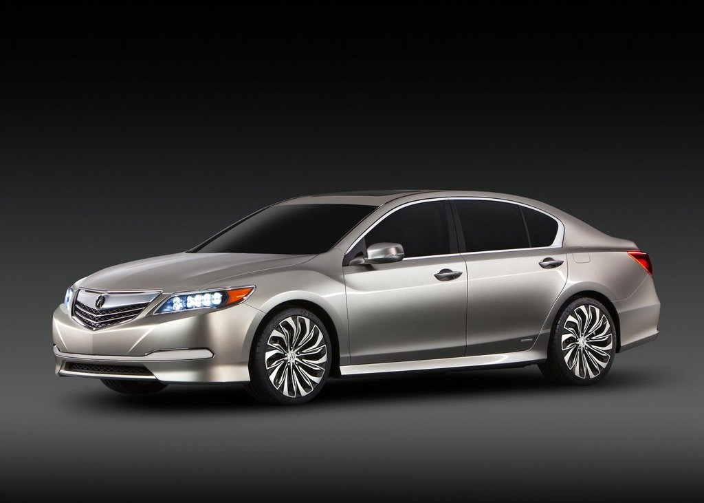 2012 Acura RLX (Photo 1 of 6)