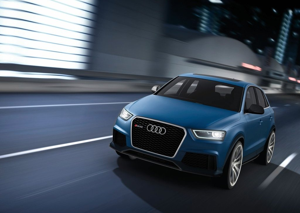 2012 Audi RS Q3 Concept (Photo 3 of 14)