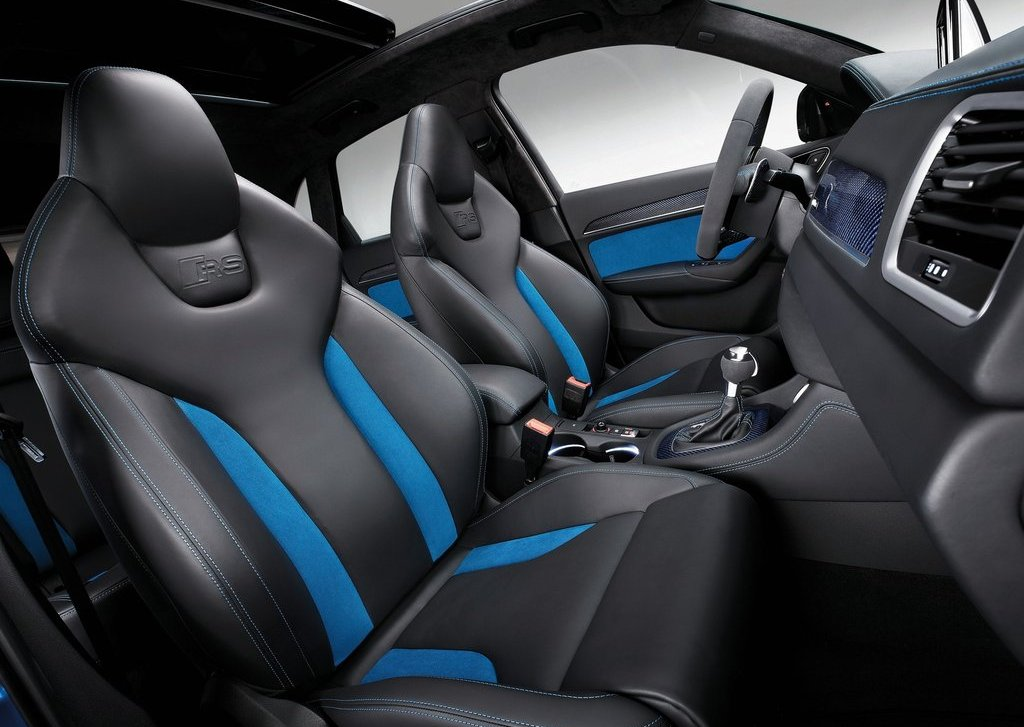 2012 Audi RS Q3 Seat (Photo 12 of 14)