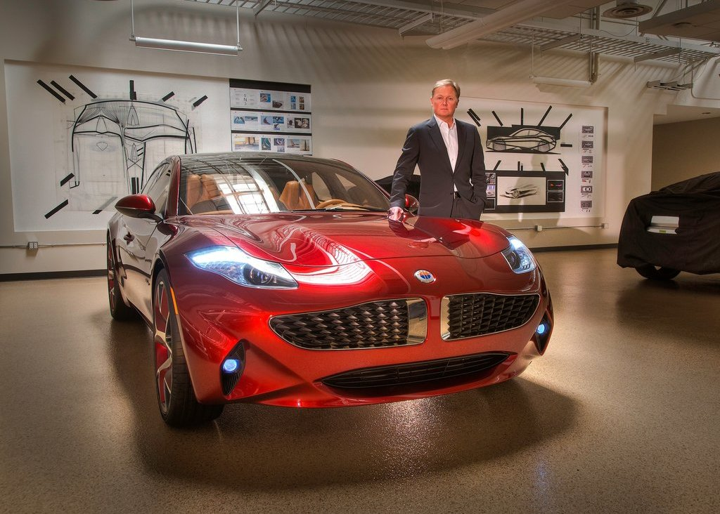 2012 Fisker Atlantic Front Angle (View 5 of 8)
