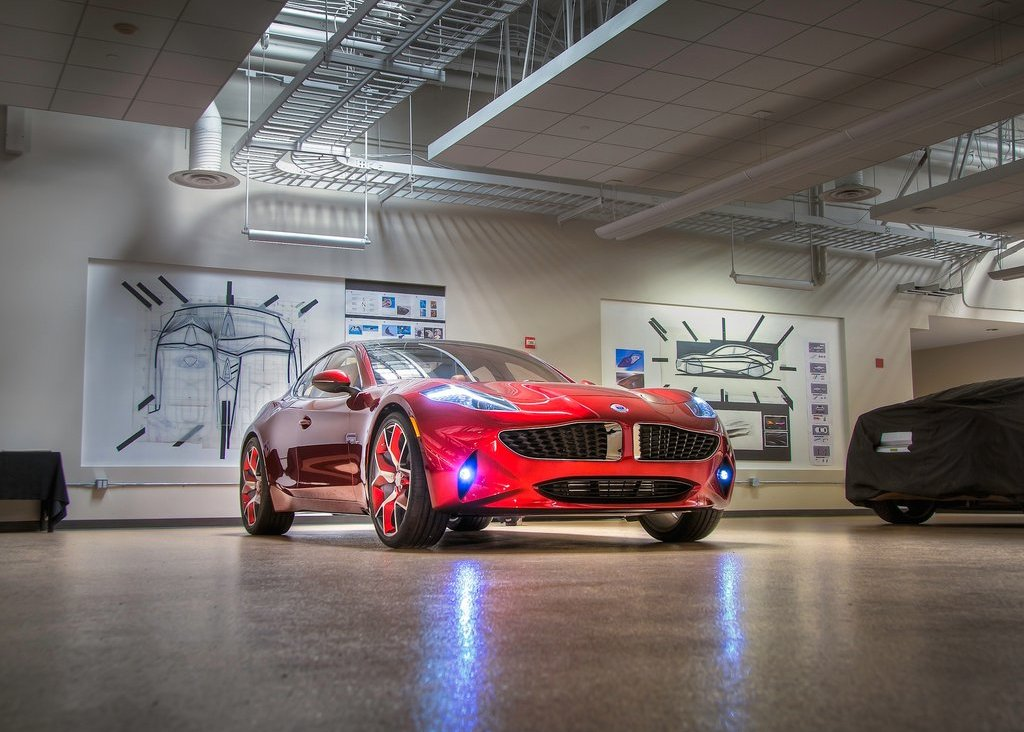 2012 Fisker Atlantic Front (View 3 of 8)