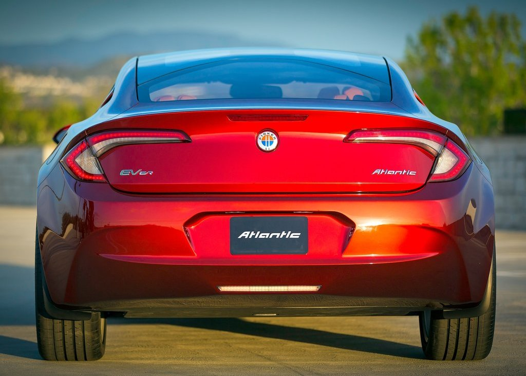 2012 Fisker Atlantic Rear (View 2 of 8)