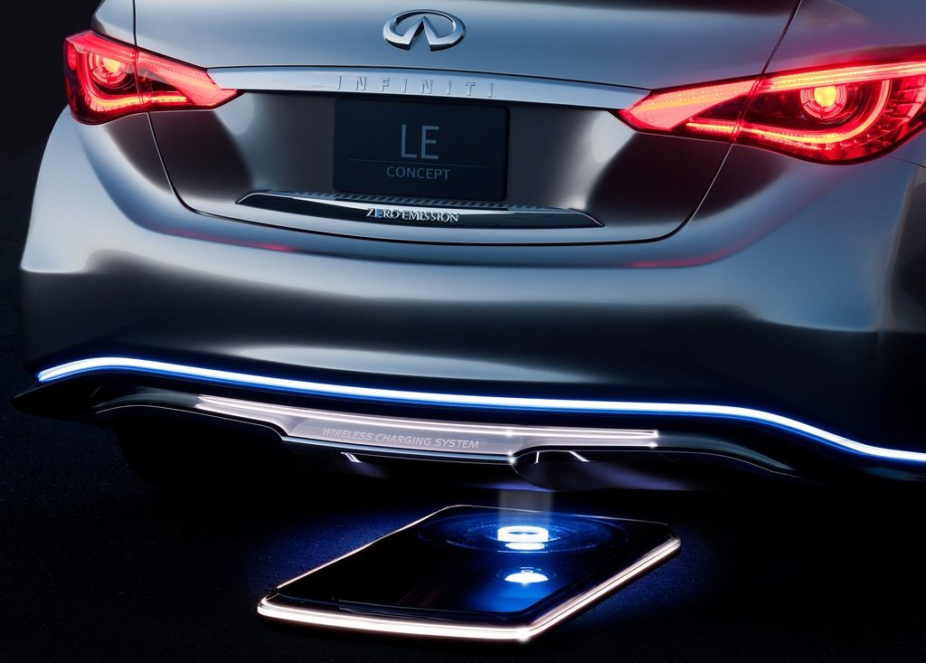 2012 Infiniti LE Behind (Photo 3 of 13)