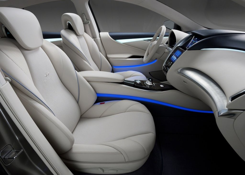 2012 Infiniti LE Seat (View 5 of 13)