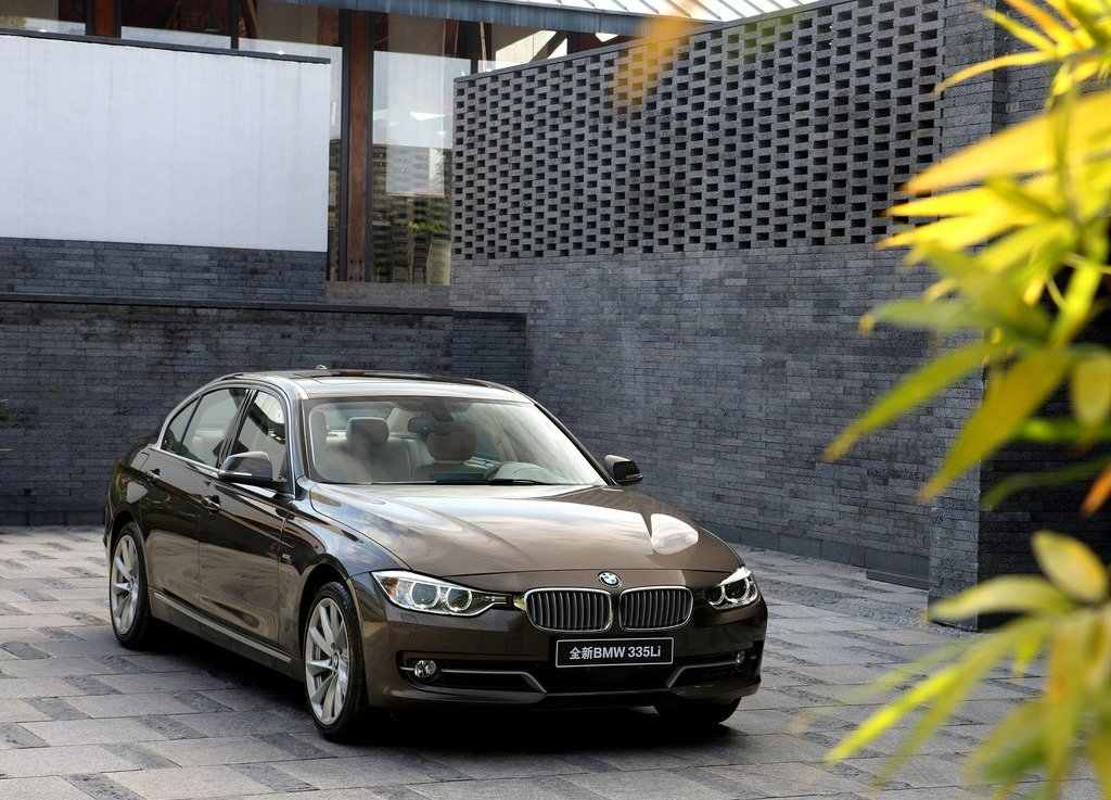 2013 BMW 3 Series Long Wheelbase (View 6 of 15)