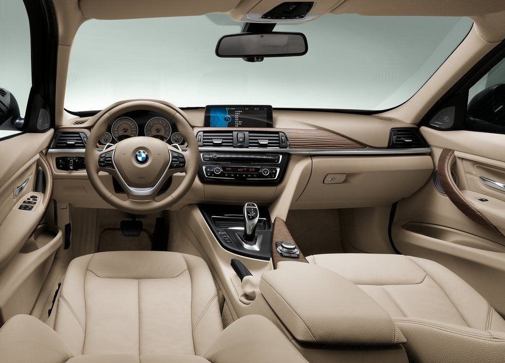 2013 BMW 3 Series Long Wheelbase Interior (Photo 9 of 15)