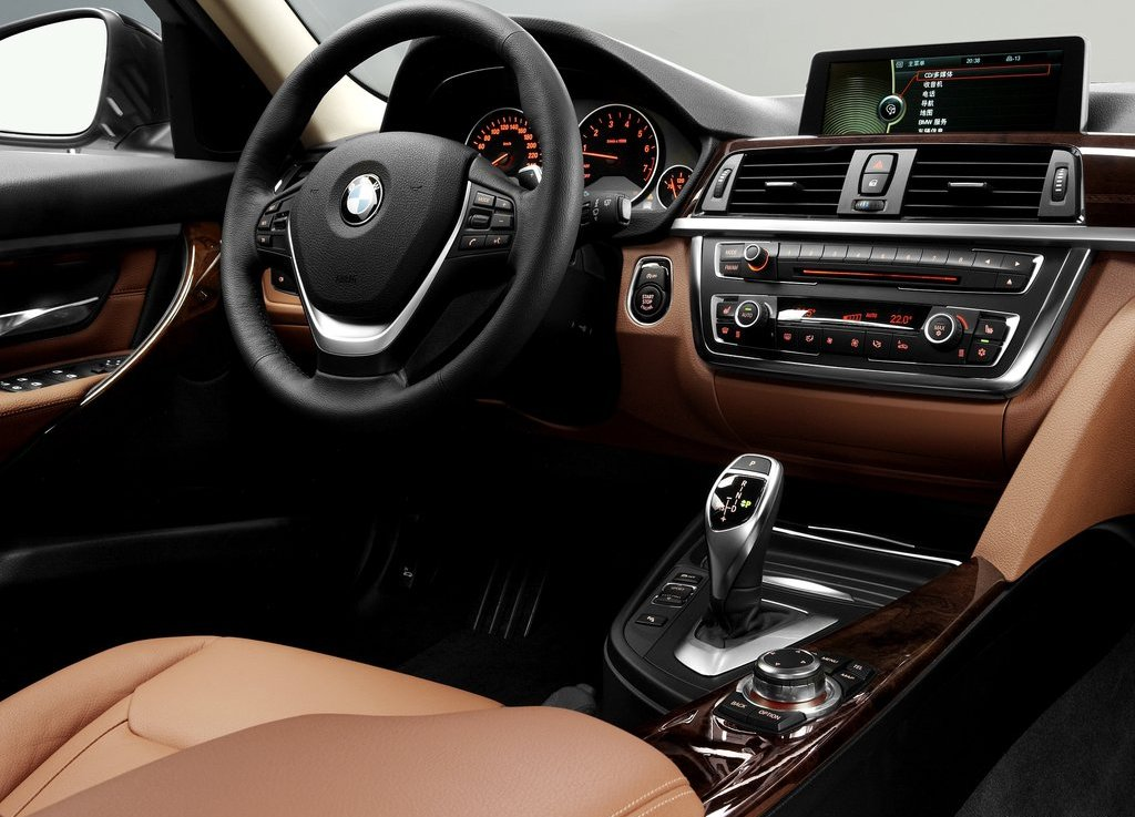 2013 BMW 3 Series Long Wheelbase Interior (Photo 10 of 15)