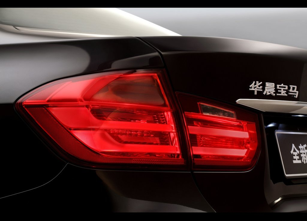 2013 BMW 3 Series Long Wheelbase Tail Lamps (Photo 15 of 15)
