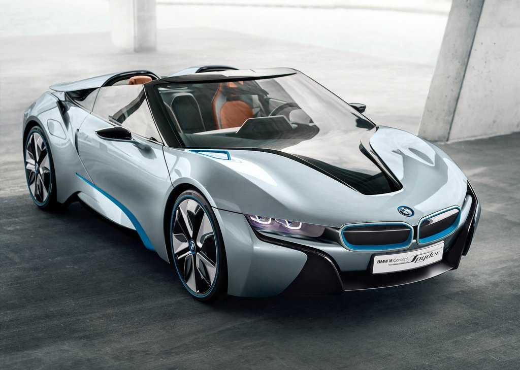 2013 BMW I8 Spyder (Photo 2 of 17)
