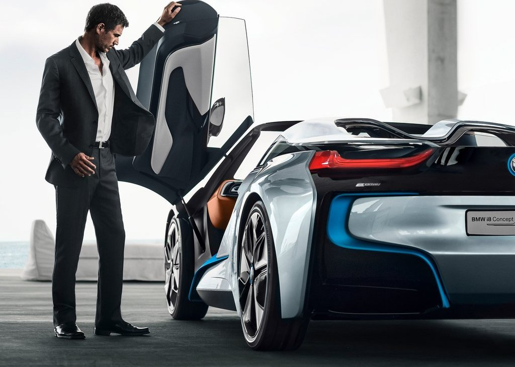 2013 BMW I8 Spyder Door (Photo 5 of 17)