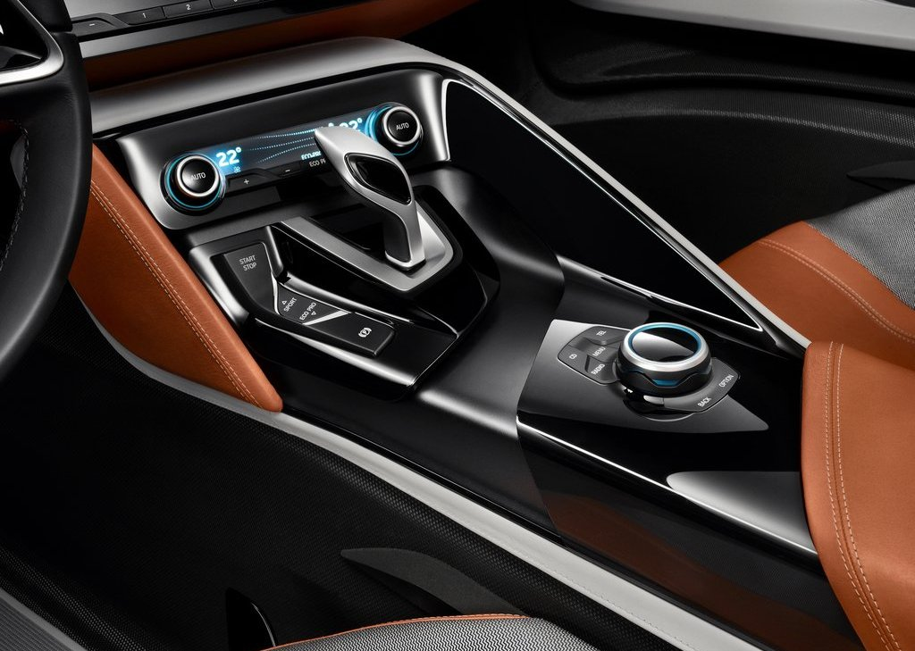 2013 BMW I8 Spyder Feature (Photo 7 of 17)