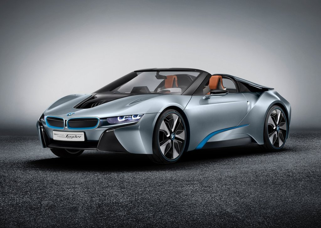 Featured Image of 2013 BMW I8 Spyder Concept And Price