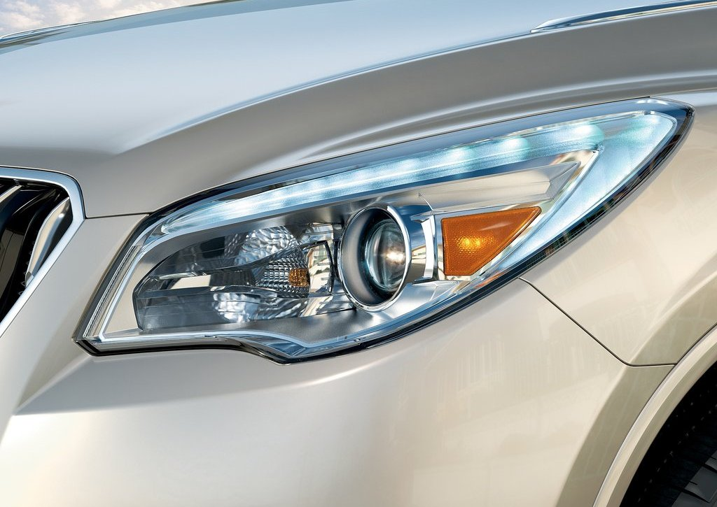 2013 Buick Enclave Head Lamp (View 4 of 8)