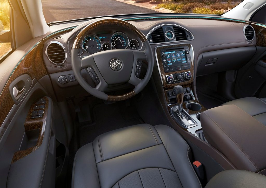 2013 Buick Enclave Interior (View 3 of 8)