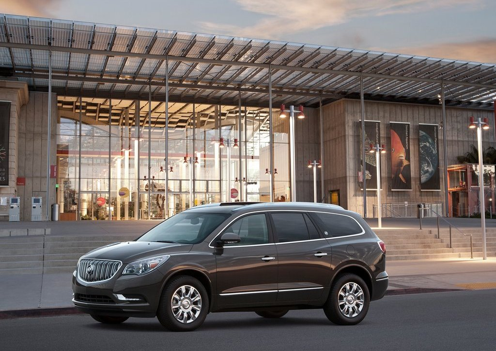 Featured Image of 2013 Buick Enclave Specs And Price