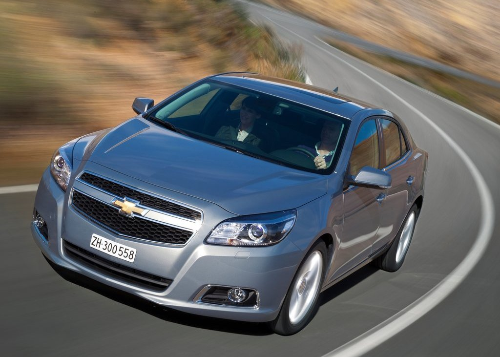 2013 Chevrolet Malibu (View 8 of 28)