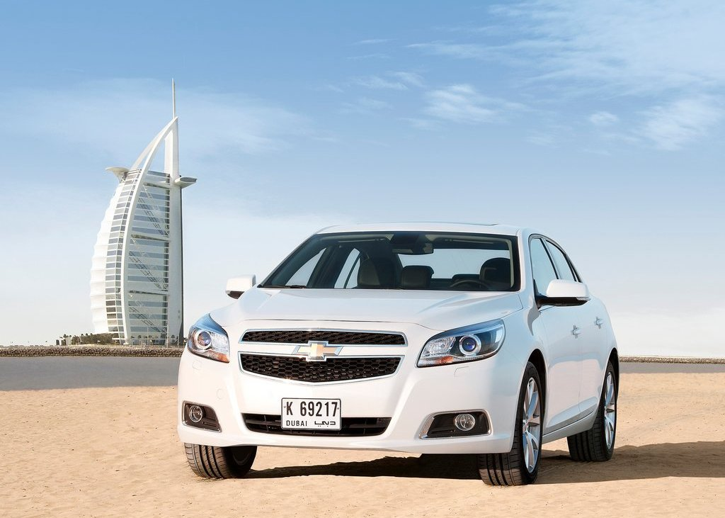 2013 Chevrolet Malibu (View 1 of 28)