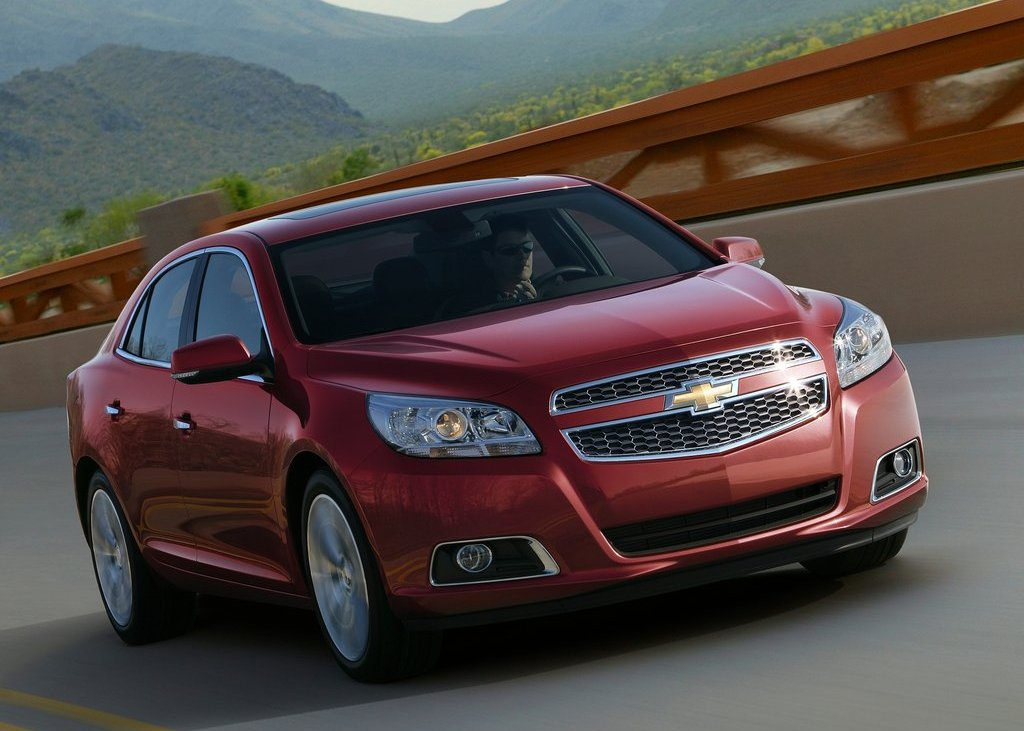 2013 Chevrolet Malibu (View 7 of 28)