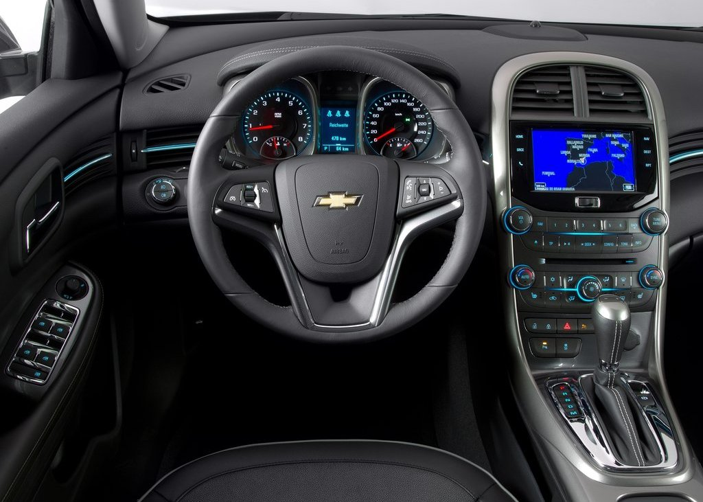 2013 Chevrolet Malibu Dashboard (View 9 of 28)