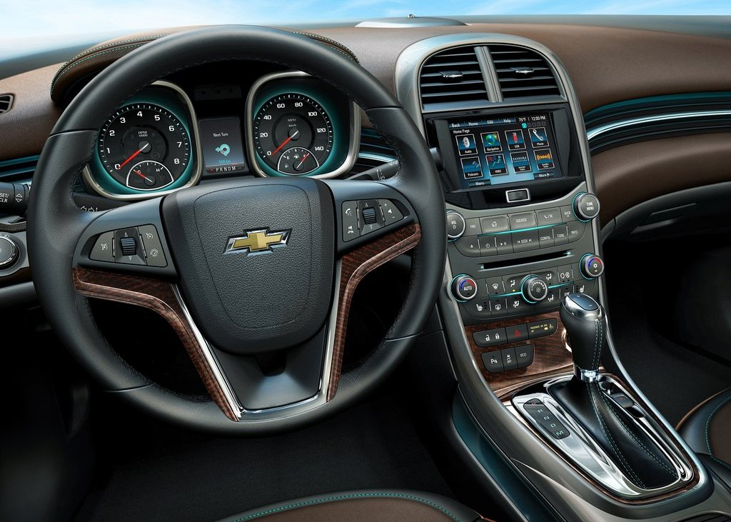 2013 Chevrolet Malibu Interior (View 12 of 28)