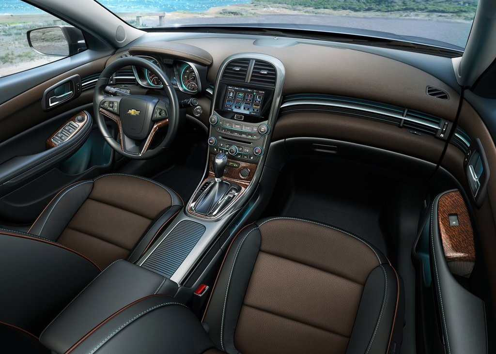 2013 Chevrolet Malibu Interior (View 15 of 28)