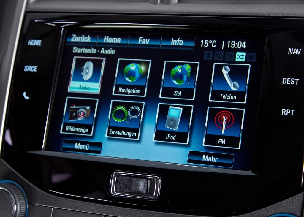 2013 Chevrolet Malibu Screen (View 24 of 28)