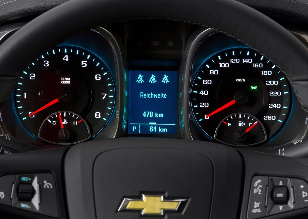 2013 Chevrolet Malibu Speedometer (View 25 of 28)