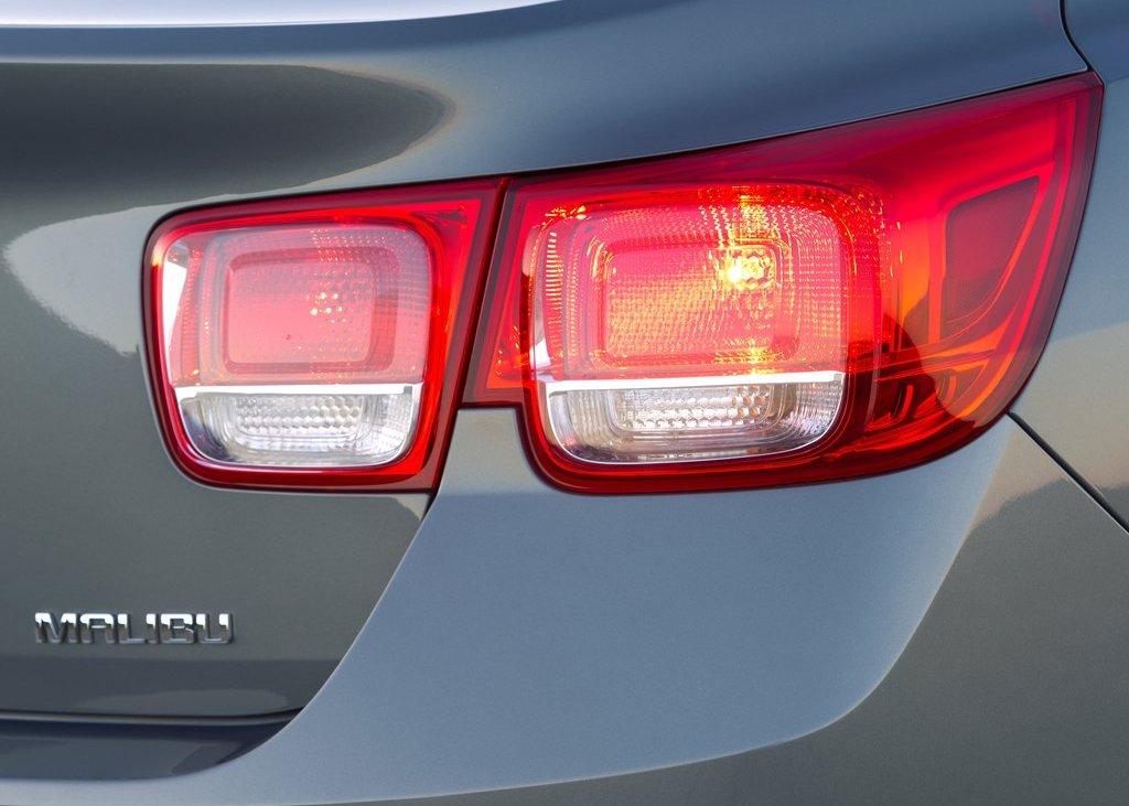 2013 Chevrolet Malibu Tail Lamp (Photo 27 of 28)