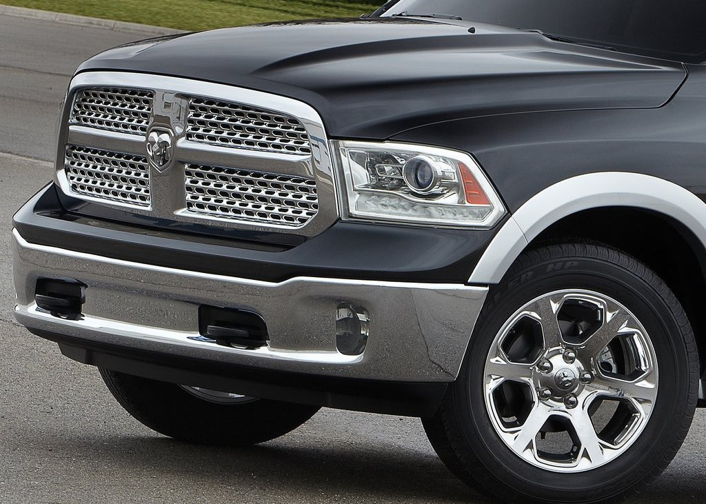 2013 Dodge Ram 1500 Grill (Photo 10 of 18)