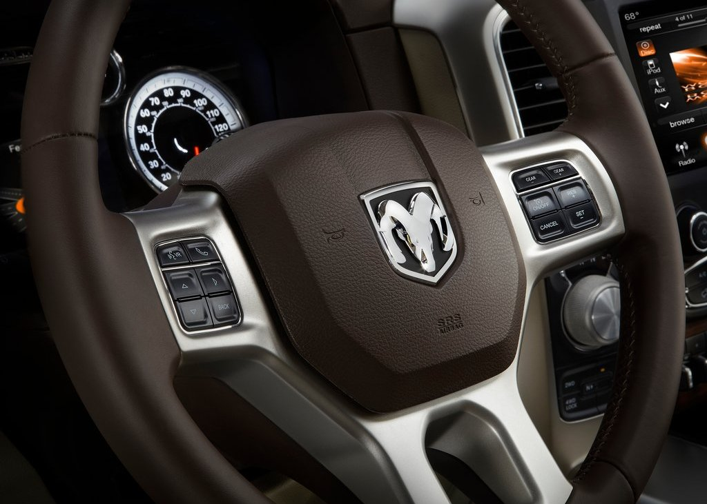 2013 Dodge Ram 1500 Interior (Photo 11 of 18)