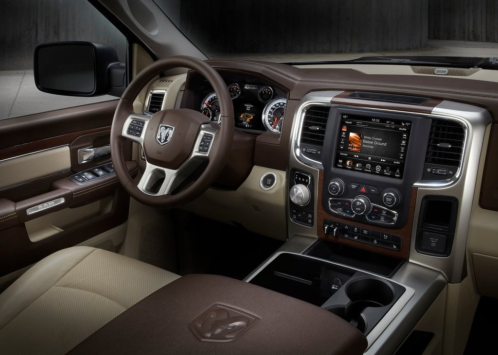 2013 Dodge Ram 1500 Interior (Photo 12 of 18)