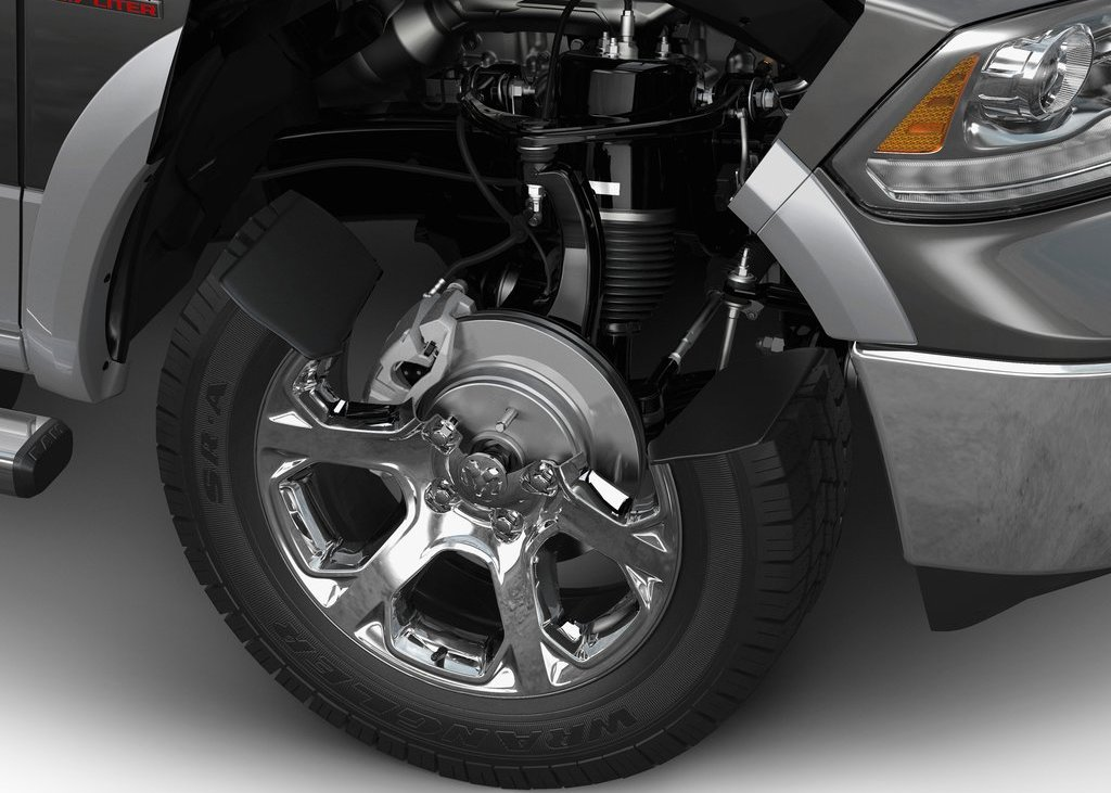 2013 Dodge Ram 1500 Suspension (Photo 18 of 18)
