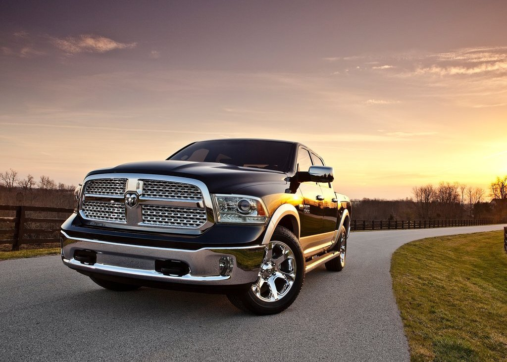 2013 Dodge Ram  (Photo 1 of 18)