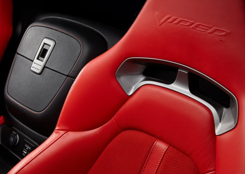 2013 Dodge SRT Viper GTS Seat (Photo 14 of 18)