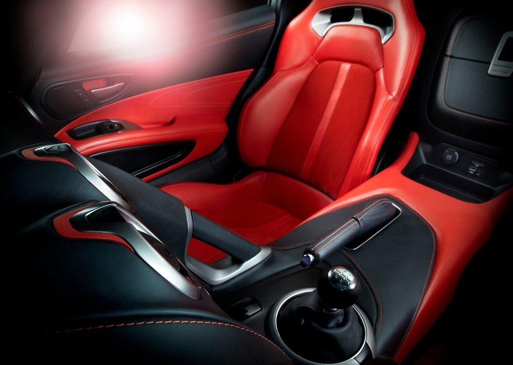 2013 Dodge SRT Viper GTS Seat (Photo 13 of 18)
