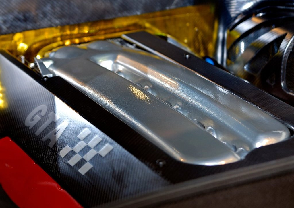 2013 GTA Spano Engine (Photo 5 of 19)