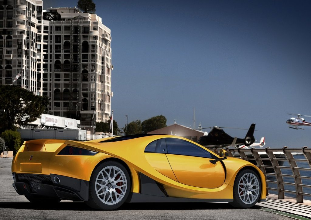 Featured Image of 2013 GTA Spano Specs And Price